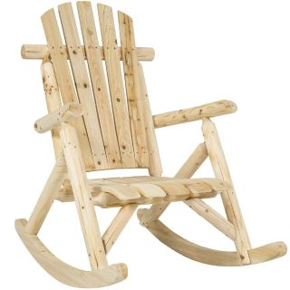 Looking for 2 Log rocking chairs
