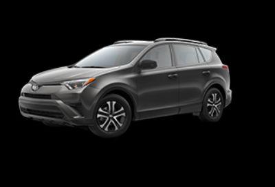 2018 Toyota RAV4 LE (Magnetic Gray Metallic)