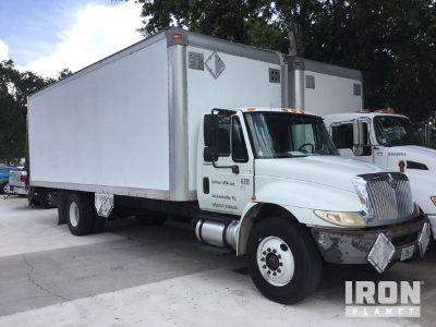 2007 International 4300 Cargo Truck