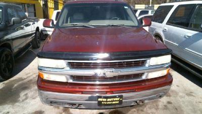 2002 Chevrolet SUBURBAN 1500