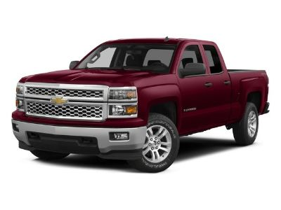 2015 Chevrolet Silverado 1500 Work Truck (Deep Ocean Blue Metallic)