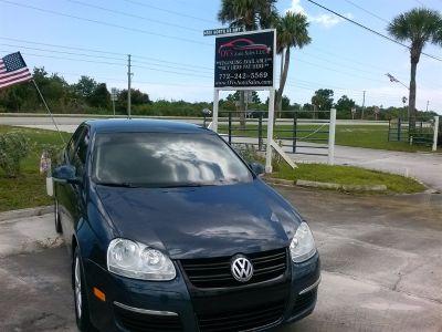 2010 Volkswagen Jetta Limited Edition (Blue)
