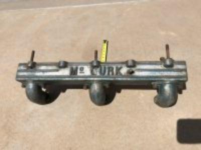 McGurk 3 Carb intake GMC 302 and 270H