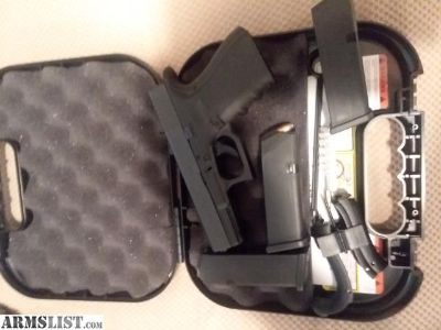 For Sale/Trade: Glock 19 Gen 4 for trade