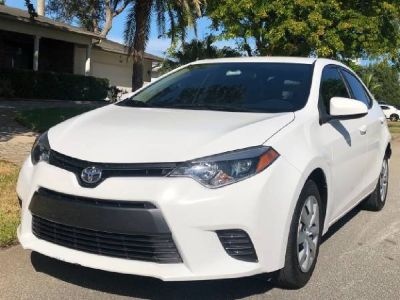 *** 2016 TOYOTA COROLLA LE CLEAN TITLE ** 24K MILES ***