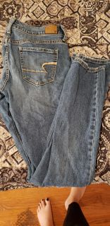 American eagle stretch skinny Jean's