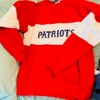 EUC Vintage Patriots Sweater