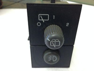 Buy REAR WIPER FOG LIGHT SWITCH GMC YUKON 1500 SERIES 2002 15735839 motorcycle in Lyles, Tennessee, US, for US $55.00