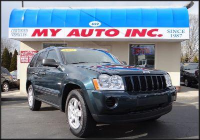 2005 Jeep Grand Cherokee Laredo (Deep Beryl Green Pearl)