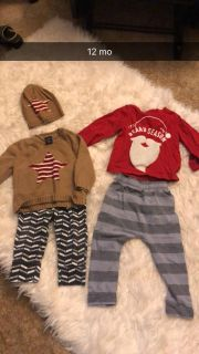 Christmas outfit lot