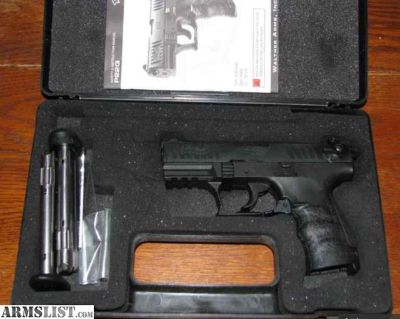 For Sale/Trade: Walther P22 gen2
