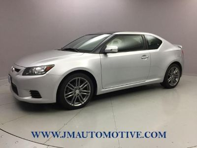 2012 Scion tC Base (Classic Silver Metallic)