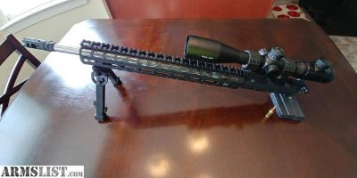 For Sale: AR parts 6.5 grendel and other