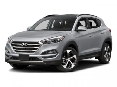 2017 Hyundai Tucson Limited (Red)