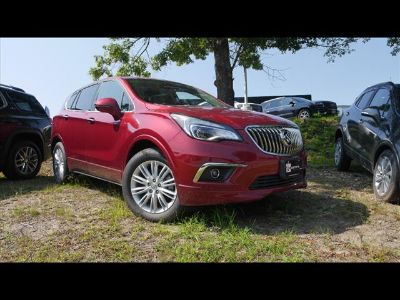 2017 Buick Envision Preferred (Red)