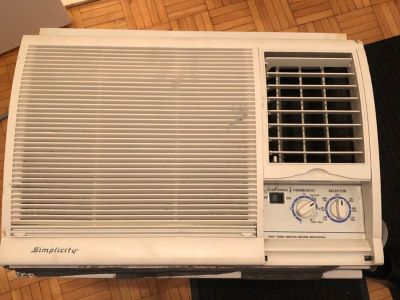 Powerful Window Air Conditioner