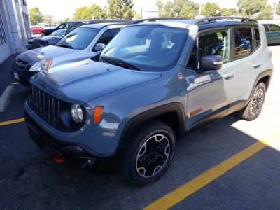 2015 Jeep Renegade Trailhawk ()
