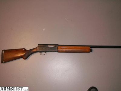 For Sale: Browning A5 12 gage