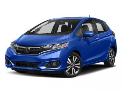 2018 Honda Fit EX-L (Helios Yellow Pearl)