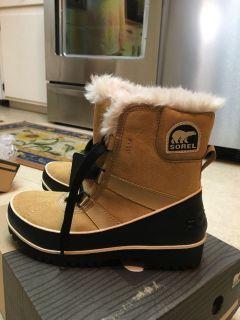 Brand New Sorel Women's 6.5 Winter Boots for Sale