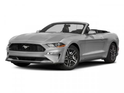 2018 Ford Mustang EcoBoost (Shadow Black)