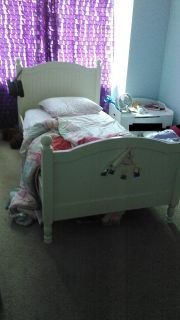 Girl Bed from Pottery Barn