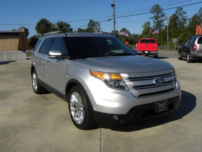 2011 Ford Explorer Limited (SIL)
