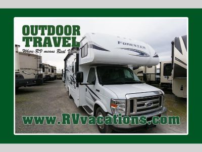 2020 FOREST RIVER RV 2441DS FORD 2441DS FORD