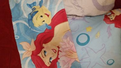 Little Mermaid bedding set