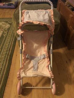 American Girl Bitty Baby Stroller - discontinued