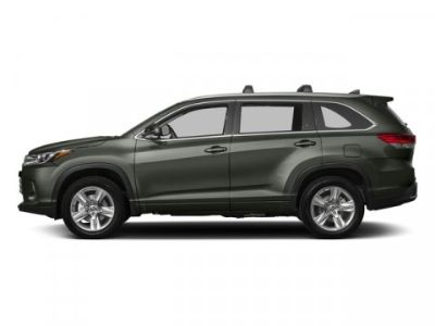 2018 Toyota Highlander Limited (Alumina Jade Metallic)