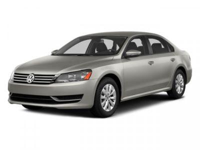 2014 Volkswagen Passat SEL Premium PZEV (Reflex Silver Metallic)