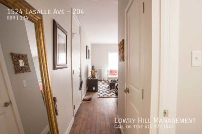 One Bedroom in Loring Park! One Month Free!