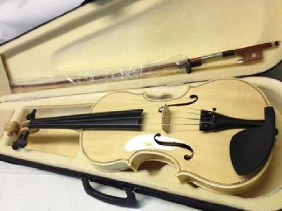 4/4 VIOLIN Spruce and Maplewood BEAUTIFUL!! LIKE NO OTHER