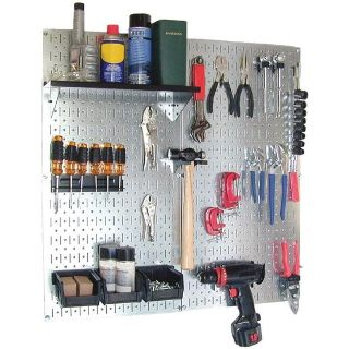 Find New Wall Control Utility Tool Organizer/Storage Assembly Kit, Metal Pegboard motorcycle in Lincoln, Nebraska, US, for US $73.99