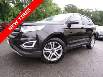 2015 Ford Edge Titanium (Tuxedo Black Metallic)