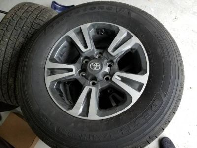 Brand New Toyota Tacoma TRD Sport Wheels