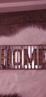 Home Metal Decor