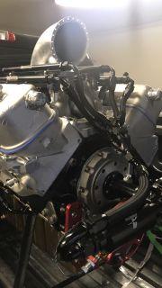 BBC 540 Turbo Motor