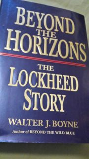 """Autographed """"The Lockheed Story"""" book"""