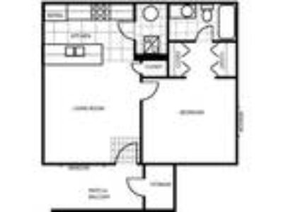 Country Club Vista Apartments - One BR One BA