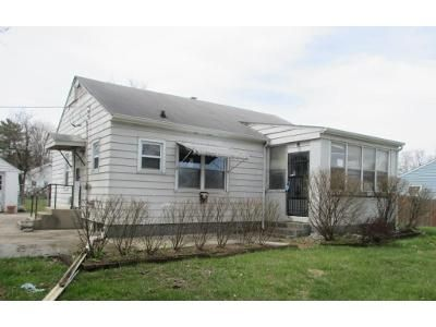 2 Bed 1 Bath Foreclosure Property in Indianapolis, IN 46219 - N Boehning St