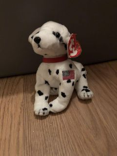 Ty American Puppy