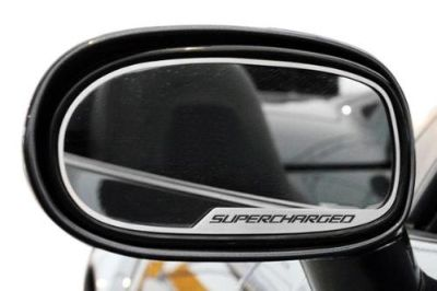 Buy ACC 042121 - 06-13 Chevy Corvette Left Right Mirror Trim 2 Pcs motorcycle in Hudson, Florida, US, for US $82.74