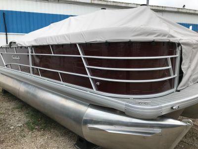 2019 Sweetwater SW2286SFL TriToon Pontoon Boats Coloma, MI