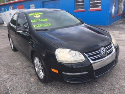 2007 Volkswagen Jetta Wolfsburg Edition (Black)