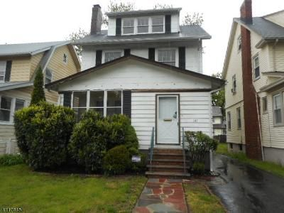 3 Bed 1 Bath Foreclosure Property in East Orange, NJ 07018 - Freeman Ave