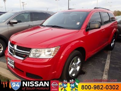 2016 Dodge Journey SE (Red Line)