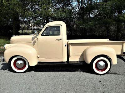 1947 Studebaker M5 Pickup