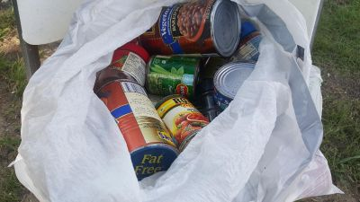FREE Canned foods